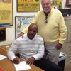 Undefeated heavyweight Amir Mansour signs managerial contract with Joe Hand