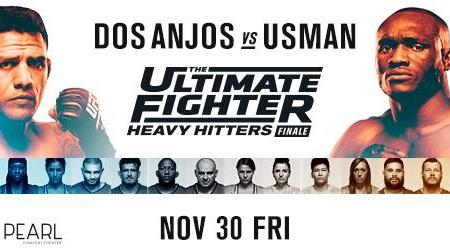 WELTERWEIGHT WAR HEADLINES THE ULTIMATE FIGHTER